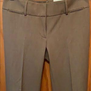 NWT Loft Outlet Dress Trousers size 0